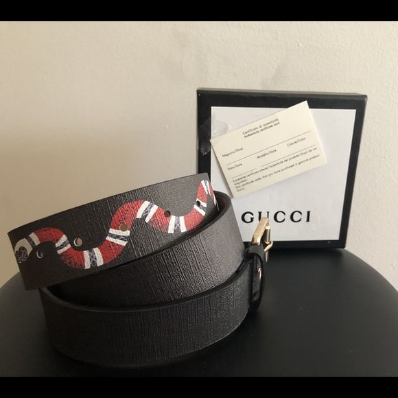 Gucci Other - Gucci Snake Belt